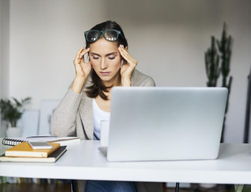 Gli effetti dannosi dello stress sul tuo corpo